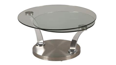 bureau d angle pivotant table basse ronde plateau en verre table basse de