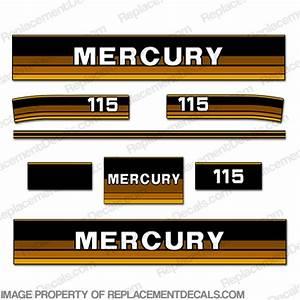 1984 Mercury 115 Hp Outboard Service Manual