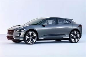 Jaguar I Pace : jaguar i pace suv concept shows the 39 electric 39 future that 39 s not so far away news18 ~ Medecine-chirurgie-esthetiques.com Avis de Voitures