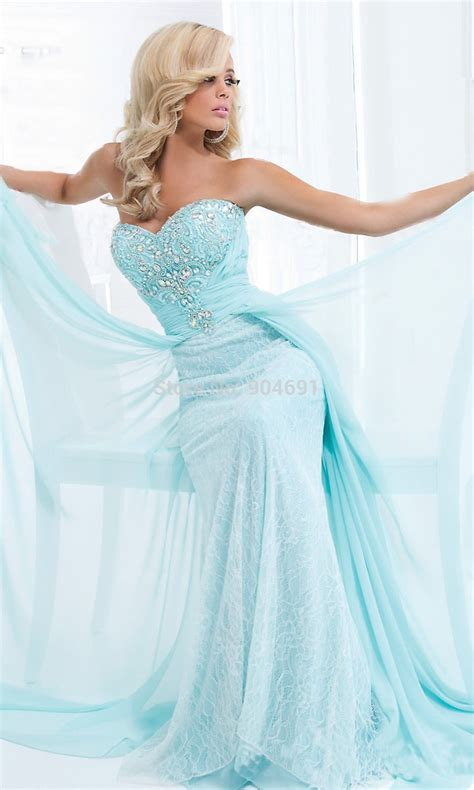 Prom Dresses Light Blue by Light Blue Lace Prom Dresses 2015 Prom Dresses Dressesss