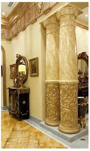Stunning 15+ Gold Interiors For Home Look Luxury - moetoe