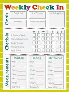 Free Printable Meal Planner Fitness