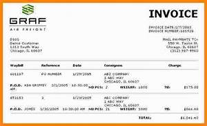 6 invoice number format ledger paper for How to create an invoice number