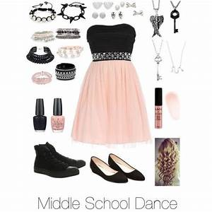Perfect Outfit For School Dance