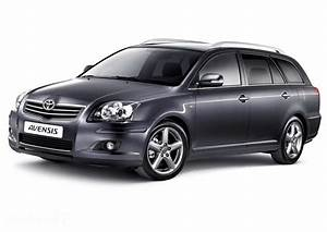 2007 Toyota Avensis Review
