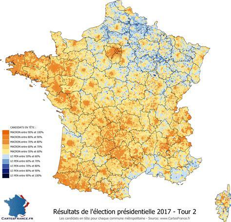 Carte De Des Elections 2017 Le Monde by Election Presidentielle Carte De Carte 2018