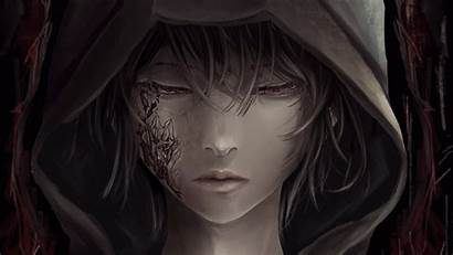 Anime Boy Background