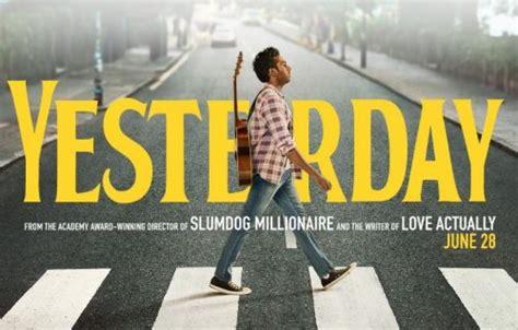 Yesterday (2019 movie) - Startattle