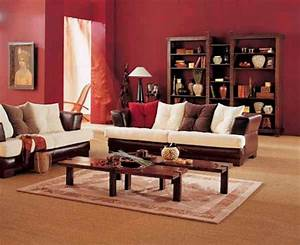 simple-living-room-design-with-brown-white-sofa-wooden