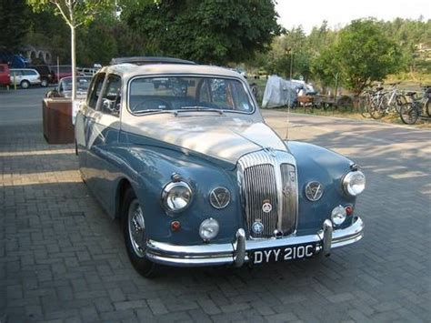 131 Best British Classic Cars Of The 40's,50's,60's & 70's