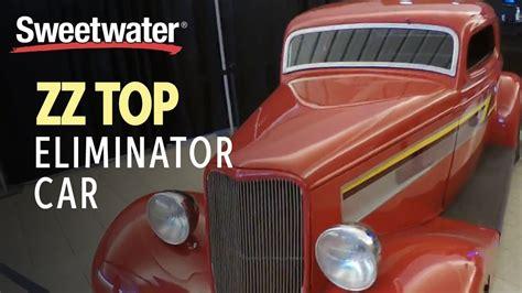zz top eliminator car  gearfest  youtube