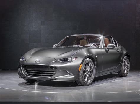 mazda mx miata rf launch edition news information