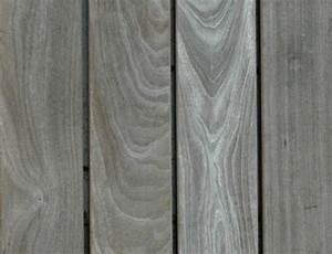 Texture Terrasse Bois : terrasse en bois gris e grisaillement ~ Melissatoandfro.com Idées de Décoration