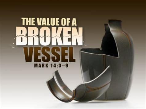 broken vessel ministry