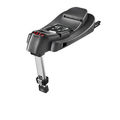 siege auto isofix recaro embase isofix pour coque privia et siège auto optia de recaro