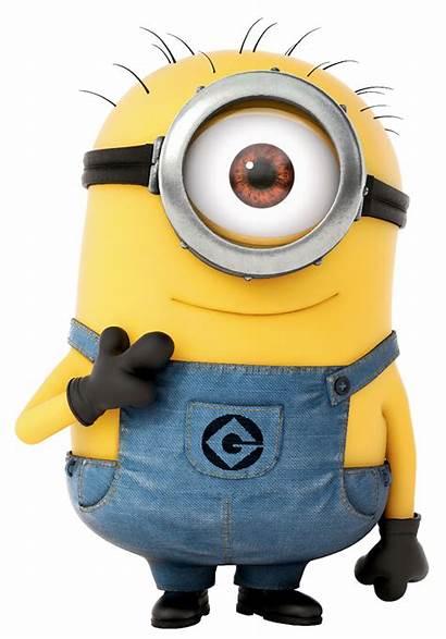 Minion Minions Clipart Despicable Resolution Transparent Smile