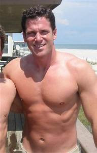 Thomas Roberts Shirtless Photos - Husband Patrick Abner ...