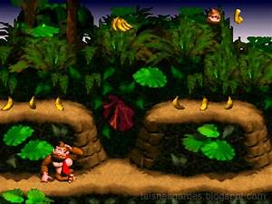 Classic, Game, Donkey, Kong, Country