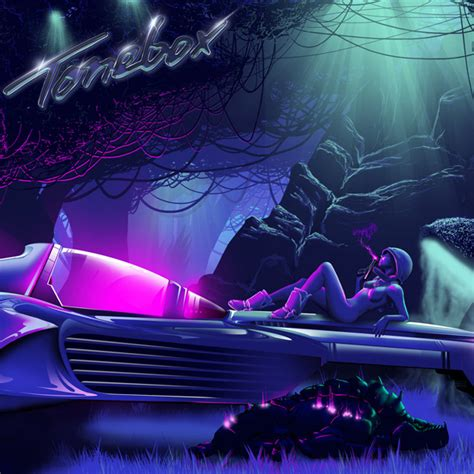 Newretrowave's Sci-fi Synthwave Keeps The Sound Of The