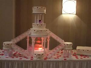 cascading waterfall wedding cake this 39 s cake