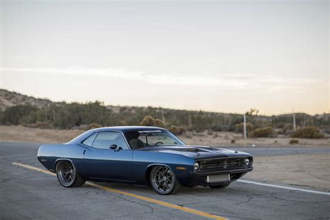 Speedkore's 1970 'cuda Is A 700hp Menace