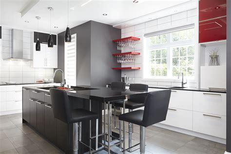 id馥s de cuisine idees de cuisine contemporaine moderne waaqeffannaa org design d 39 intérieur et décoration