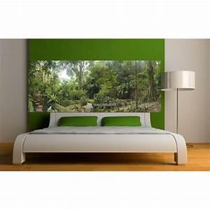 deco chambre tete de lit With stickers chambre enfant avec prix matelas 160x190