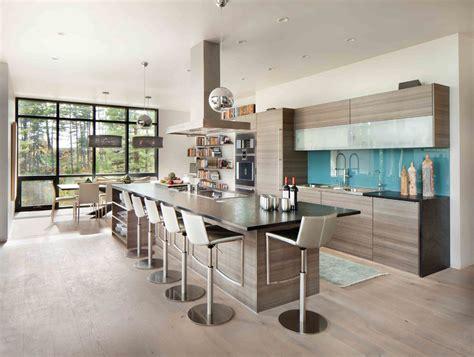 cuisine architecture moderne maison rustique à l architecture et agencement