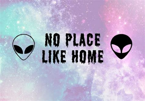 place  home goth wallpaper alien aesthetic