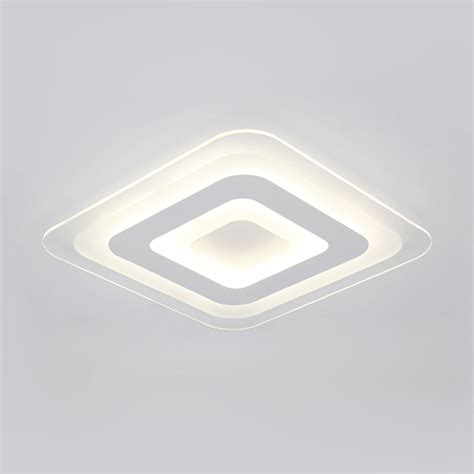 ecolight modern led ceiling light living room lights