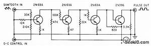 Sawtooth Clipper - Power Supply Circuit