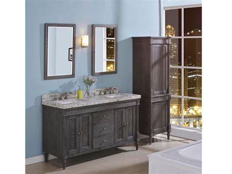 Modern Bathroom Vanities Mississauga by Fairmont Rustic Chic 60 Quot Bowl Vanity Bathroom