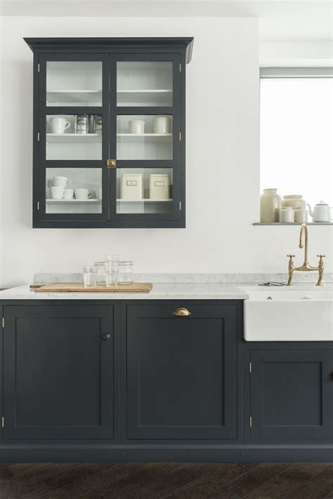finished kitchen cabinets devol bespoke cabinet for period kitchens kitchen 3742