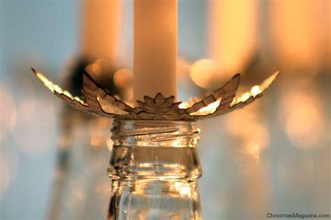 Kerzenhalter Für Flaschen by Flaschen Als Kerzenhalter