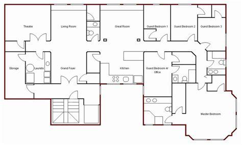 Create Simple Floor Plan Draw Your Own Floor Plan, Simple