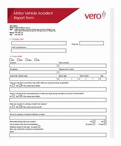 Free 27  Sample Accident Report Forms