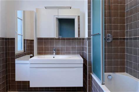 d馗oration cuisine et salle de bain décoration salle de bain marron