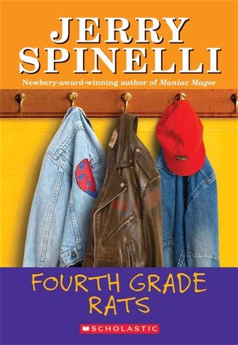 fourth grade rats  jerry spinelli reviews discussion