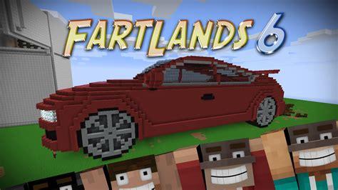 minecraft fartlands  pooping car youtube