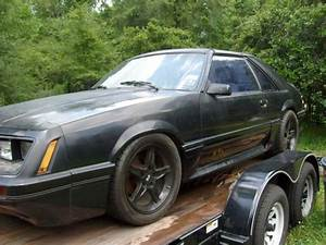 85 MUSTANG GT / 351 / T-TOP for sale: photos, technical specifications, description