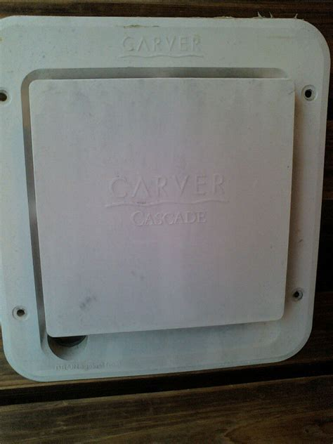Carver Cascade 2 water heater outer cover   in Huntingdon
