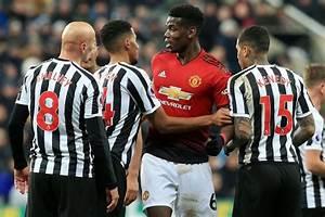 Newcastle United - Manchester United 0:2