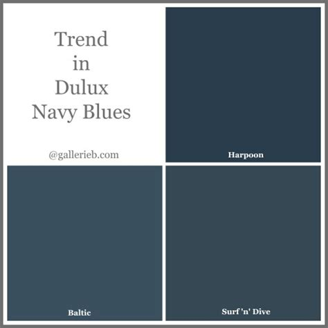 grayish blue what 39 s trending in dulux paint colours gallerie b