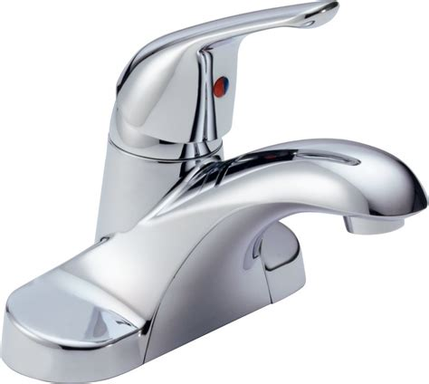 Delta Windemere Faucet Leaks by Delta Widespread Bathroom Faucet Delta Windemere 8 In