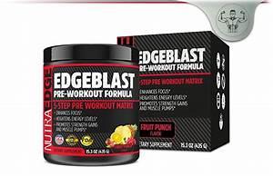 Nutraedge Edgeblast Pre-workout Review