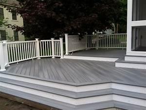 Composite Deck Material Ratings