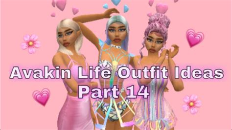 avakin outfit part