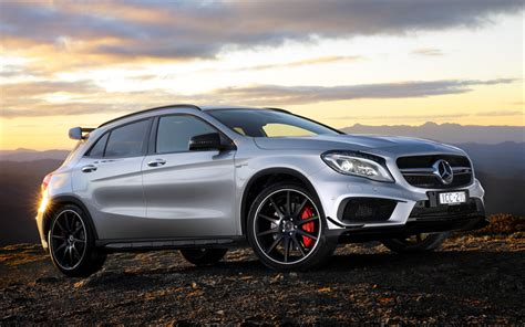 Mercedes Gla Class 4k Wallpapers wallpapers mercedes gla45 amg 4k 2018 cars