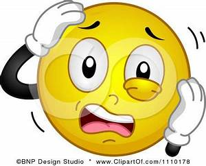 Stressed Smiley Face Clip Art (34+)