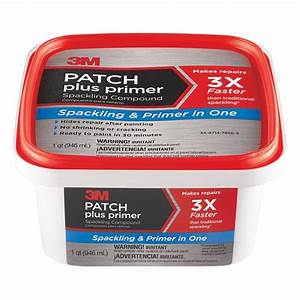 Zinsser 1 qt. Ready Patch Spackling and Patching Compound ...